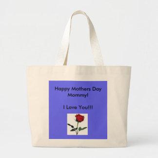 jour de mères sacs de toile