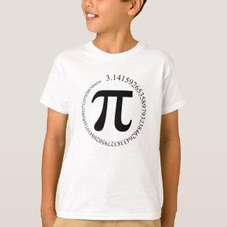 Jour de pi (π) t-shirt