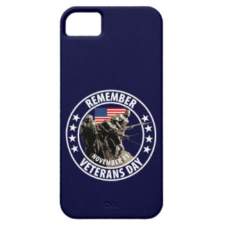 Jour de vétérans coque Case-Mate iPhone 5