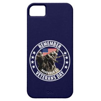 Jour de vétérans coques Case-Mate iPhone 5