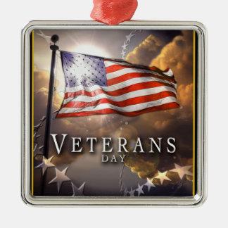 Jour de vétérans ornement