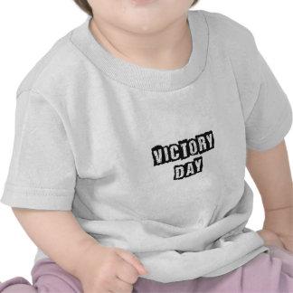 Jour de victoire t-shirts