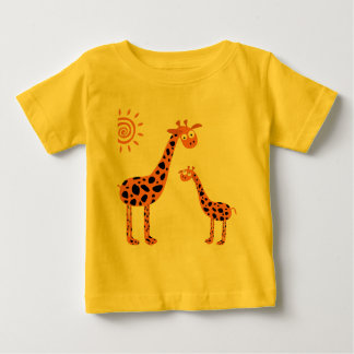 Jour de zoo t-shirt pour bébé