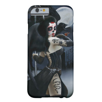 Jour des morts coque iPhone 6 barely there