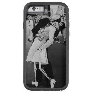 Jour du baiser mort dans le Times Square Coque Tough Xtreme iPhone 6