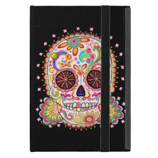 Jour du mini cas d'iPad mort de crâne avec Kicksta Étuis iPad Mini