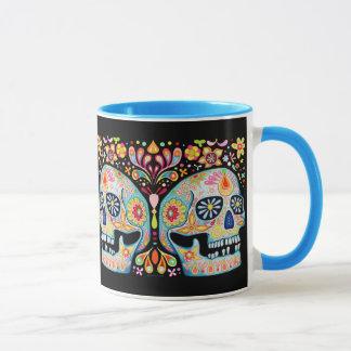 Jour du mort/de Dia de los Muertos Mug