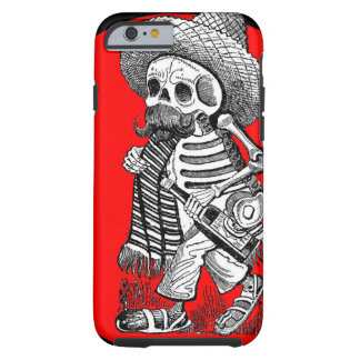 Jour du motif mort 5 coque iPhone 6 tough