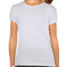 Jour Girly de la coutume mignonne morte de chat T-shirts