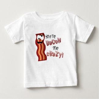 Jour international de lard FOU T-shirt Pour Bébé