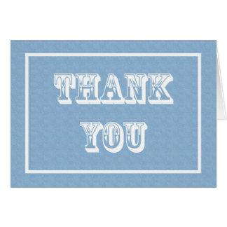 Jour professionnel administratif -- Grand Merci Carte De Vœux