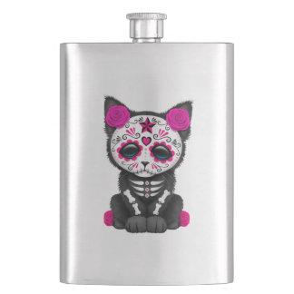 Jour rose du chaton mort flasque