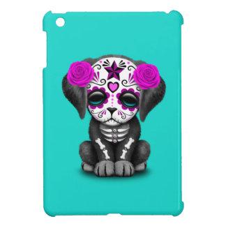 Jour rose du chiot mort coque pour iPad mini
