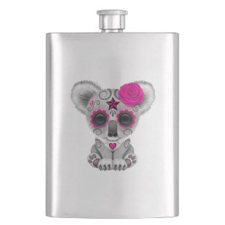 Jour rose du koala mort de bébé flasque