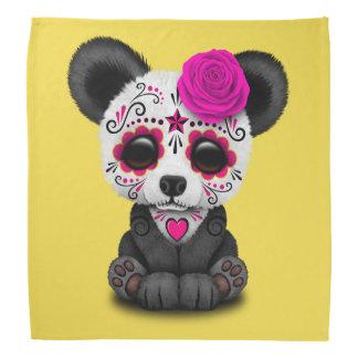 Jour rose du panda mort CUB Bandana
