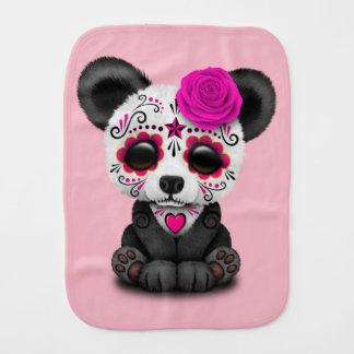 Jour rose du panda mort CUB Linge De Bébé