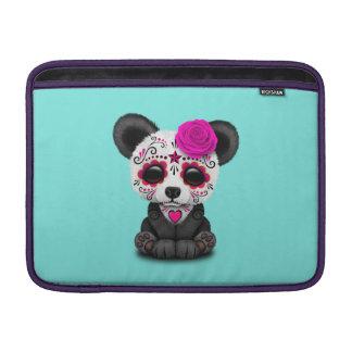 Jour rose du panda mort CUB Poche Macbook