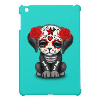 Jour rouge du chiot mort de bébé coque pour iPad mini
