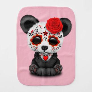 Jour rouge du panda mort CUB Linge De Bébé