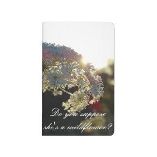 Journal de fleur sauvage