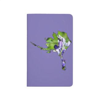 Journal de loup de fleur