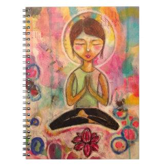 """Journal """"de méditation de Jeanette MacDonald"""" Carnets À Spirale"""