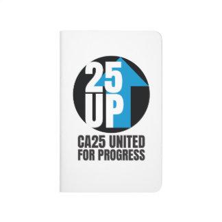 Journal de poche de CA25UP