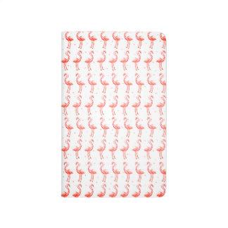 Journal de poche de flamant