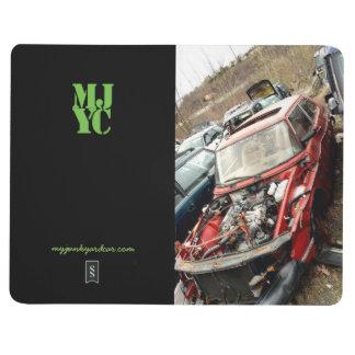 Journal de poche de Saab 900 d'ordure