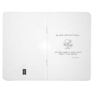 Journal de poche de secours de la vie d'amour