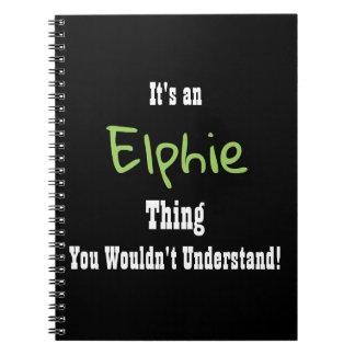Journal d'Elphie