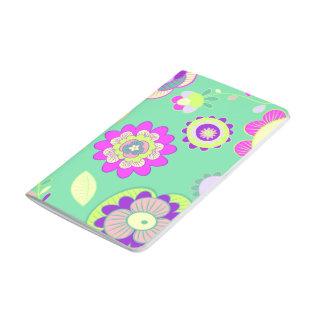 Journal floral de menthe