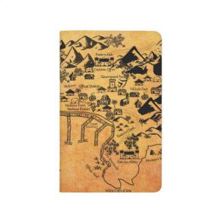 Journal historique de carte de baie de Sotomir
