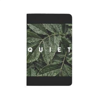 Journal TRANQUILLE de poche