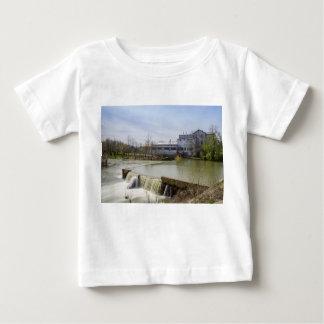Journée de printemps au moulin d'Ozark T-shirt Pour Bébé