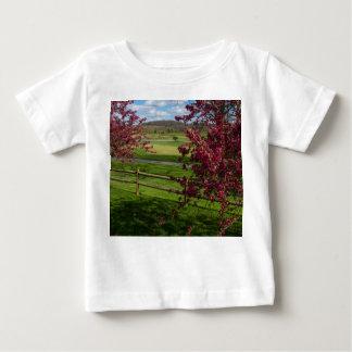 Journée de printemps dans Rivercut T-shirt Pour Bébé