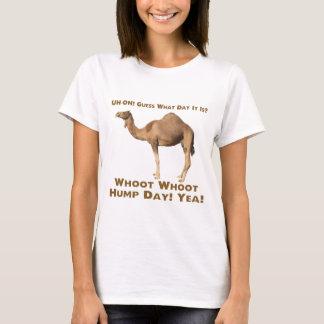 Journée en milieu de semaine t-shirt