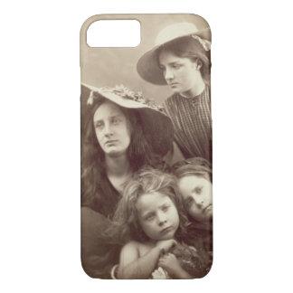 Jours d'été, c.1866 (albumen d'un collodio coque iPhone 8/7