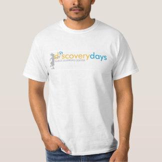 Jours sweatshirt ou T-shirt adulte de découverte