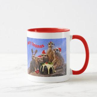 Joyeuse tasse de Meerkats