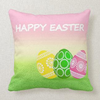 Joyeuses Pâques Oreillers