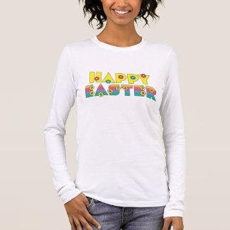 Joyeuses Pâques T-shirt À Manches Longues