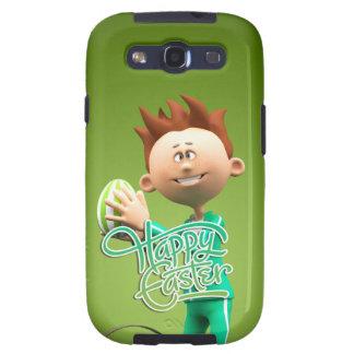 Joyeuses Pâques Toon Coques Galaxy S3