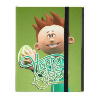 Joyeuses Pâques Toon Étui iPad