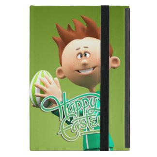 Joyeuses Pâques Toon Étuis iPad Mini