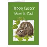 Joyeuses Pâques une certaine maman spéciale de lap Cartes
