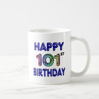 Joyeux 101st anniversaire mug