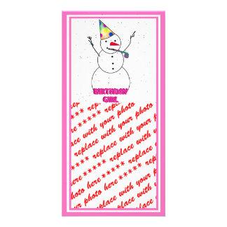 Joyeux anniversaire à elle ! photocartes