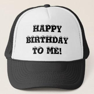 Joyeux anniversaire à moi casquette !