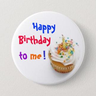 Joyeux anniversaire à moi ! pin's